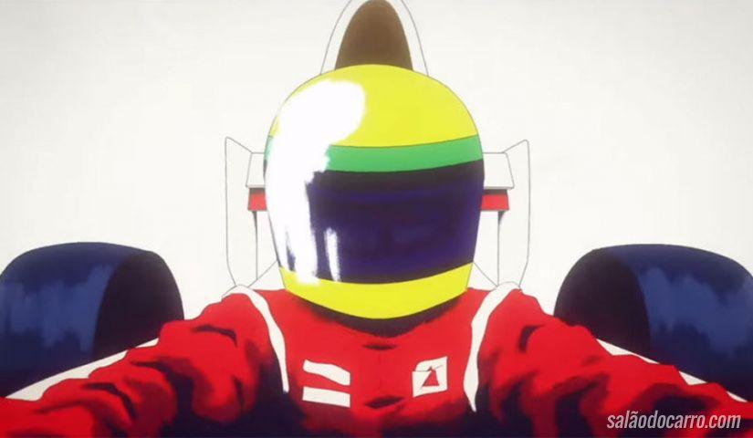 Confira a mensagem de Ayrton Senna para os atletas olímpicos