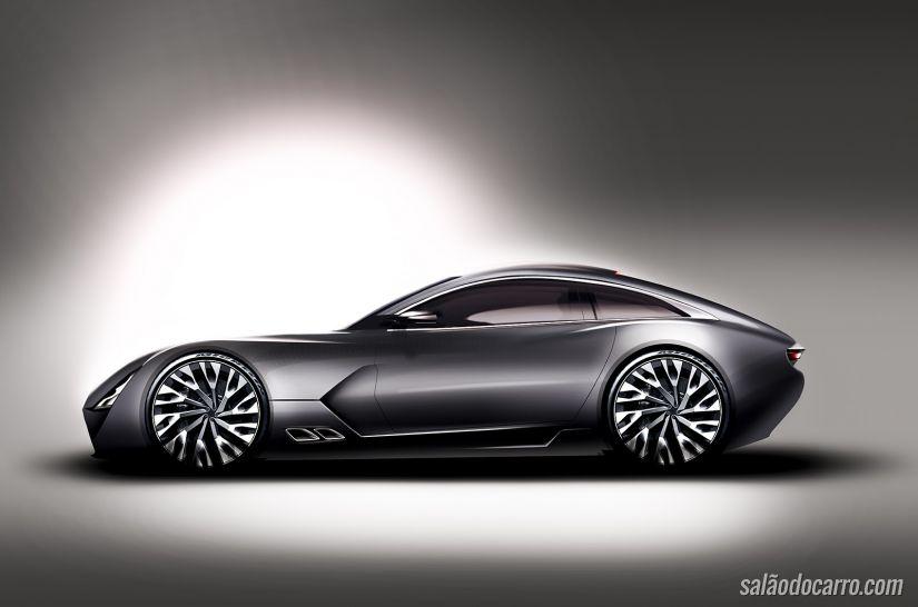 TVR prepara superesportivo com motor V8 Cosworth
