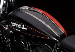 Harley-Davidson revela a XG750R