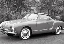 Conheça o esportivo Karmann-Ghia, de R$ 140 mil