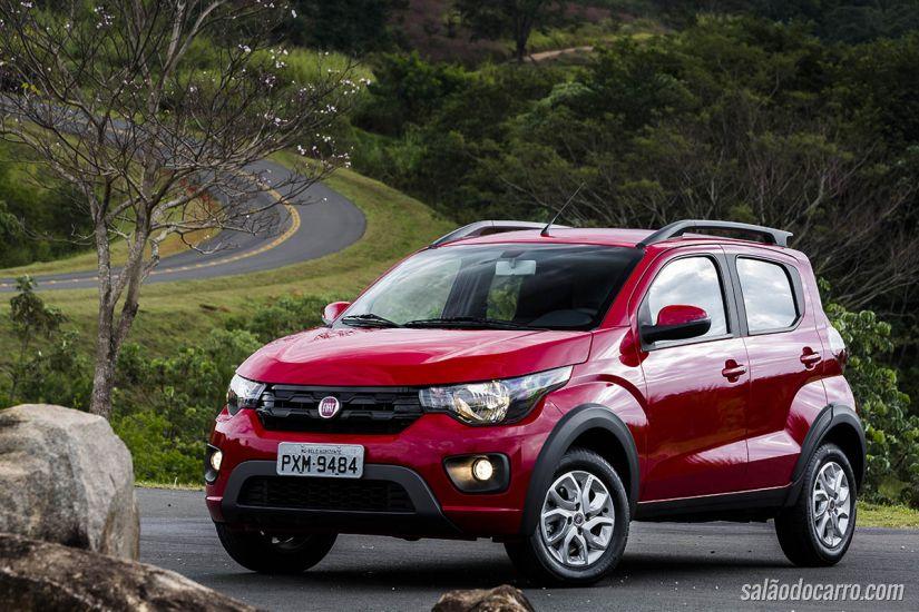 Fiat Mobi Way chega com grandes expectativas