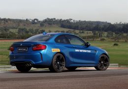 Teste do BMW M2 cupê