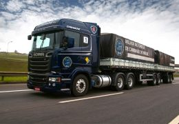 Scania lança o prêmio Scania Driver Competitions 2016
