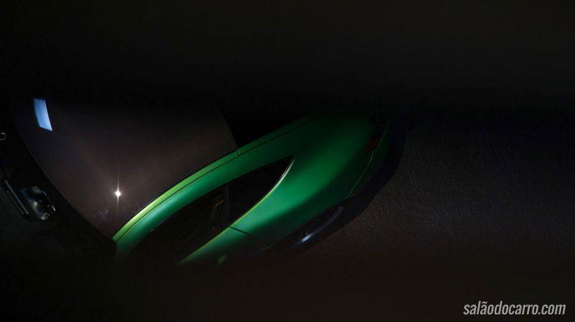 Confira o teaser do novo AMG GT R