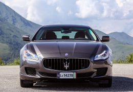 Maserati Quattroporte ganha renovação