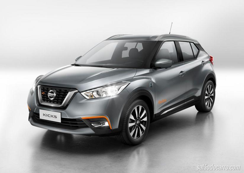 Nissan Kicks tem novo lote de pré-venda
