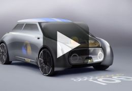 Mini lança conceito Vision Next 100