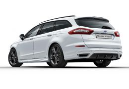 Ford Mondeo ganha pacote esportivo