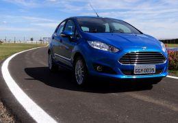 Impressões do Ford Fiesta 1.0 Ecoboost