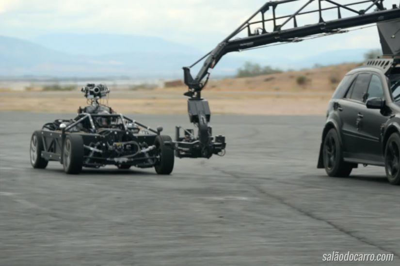 Conheça o veículo que pode se transformar em qualquer carro