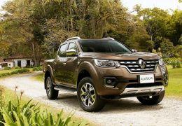 Renault apresenta seu modelo Alaskan