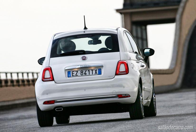Comercial do Fiat 500S testa carro para bad boys