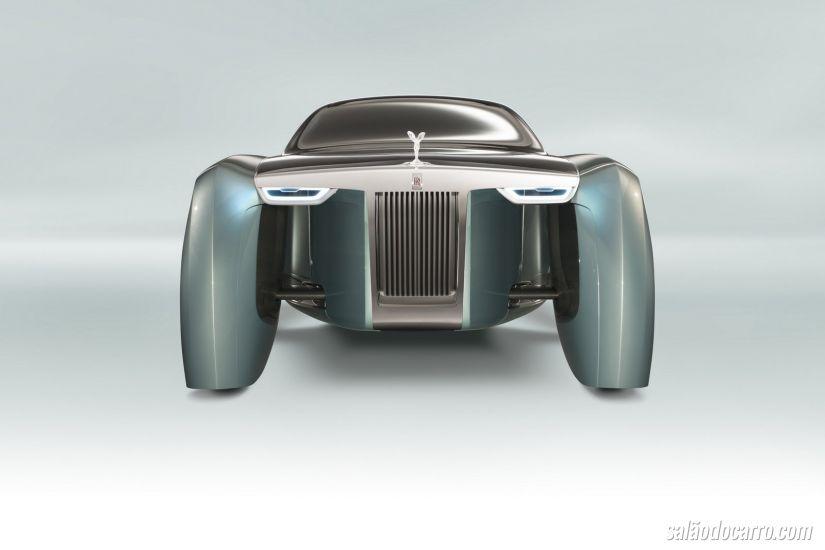 Rolls-Royce apresenta o protótipo 103 EX