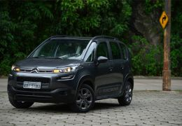 Teste do Citroën Aircross Live 1.5