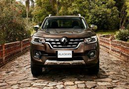 Estreia mundial da picape Renault Alaskan