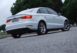 Teste do Audi A3 Sedan 1.4 Ambiente