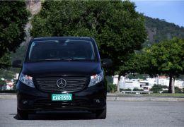 Impressões do Mercedes-Benz Vito Tourer Luxo