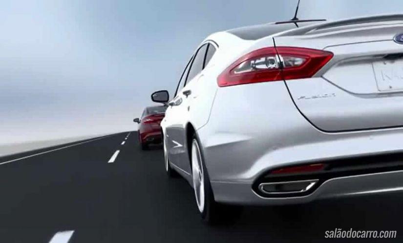 Ford divulga vídeo demonstrativo de piloto automático inteligente