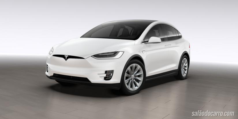 Tesla X ganha versão de entrada