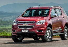 Chevrolet Trailblazer sofre recall