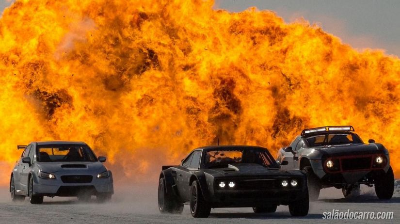 Confira alguns dos carros presentes no filme Velozes e Furiosos 8