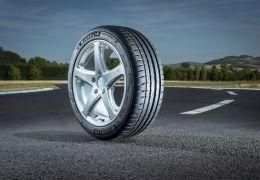 Michelin lança pneu Pilot Sport 4
