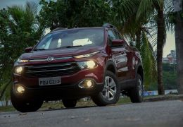 Impressões do Fiat Toro Freedom 1.8 Flex