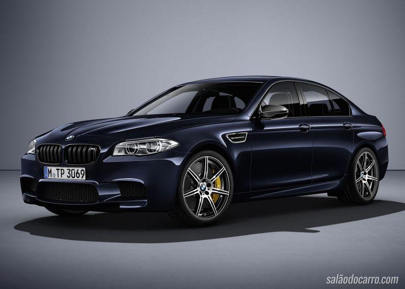 BMW M5 ganha edições especiais