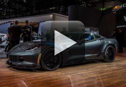 Confira o novo Corvette Grand Sport Drive