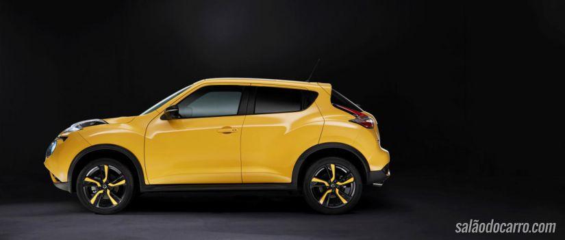 Nissan projeta segunda geração do Juke