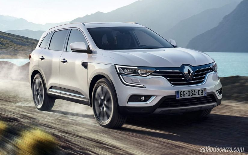 Renault Koleos chega trazendo grandes expectativas