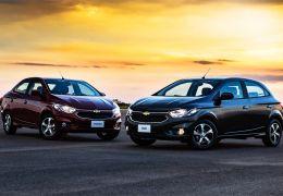 Impressões do Chevrolet Onix e Chevrolet Prisma linha 2017