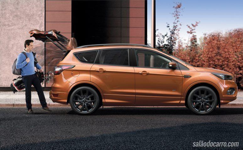 Ford traz pacote esportivo para o Kuga