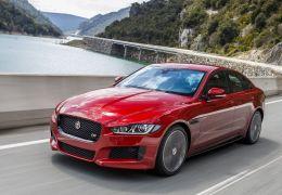 Jaguar lança sedã XE 2017 no Brasil
