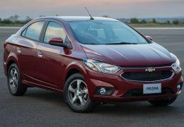 Chevrolet lança Onix e Prisma 2017