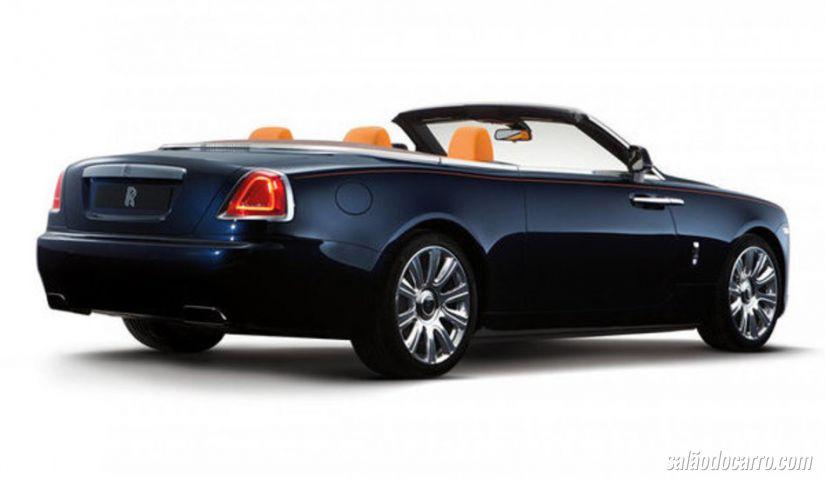 Teste Drive do novo Rolls-Royce Dawn