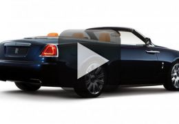 Teste Drive do novo Rolls-Royce Dawn