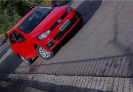 Teste do novo Volkswagen Gol Trendline 1.0
