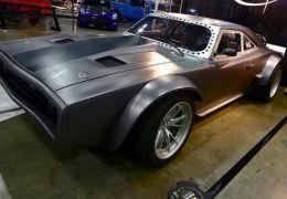 Vin Diesel terá carro com motor de avião a jato em Velozes e Furiosos 8