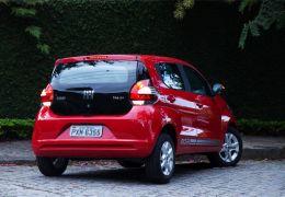 Primeiras impressões do Fiat Mobi Like On