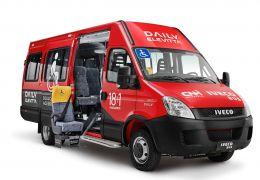 Iveco lança sistema de acessibilidade Elevittá para a van Daily