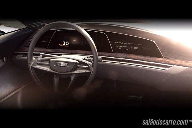 Novo conceito da Cadillac deverá ser divulgado em breve