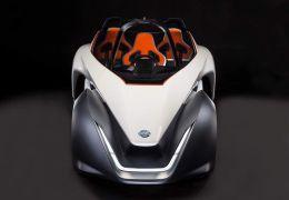 Nissan apresenta esportivo elétrico do futuro