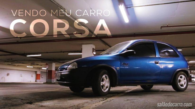 Propaganda para venda de carro usado inova e faz sucesso na web