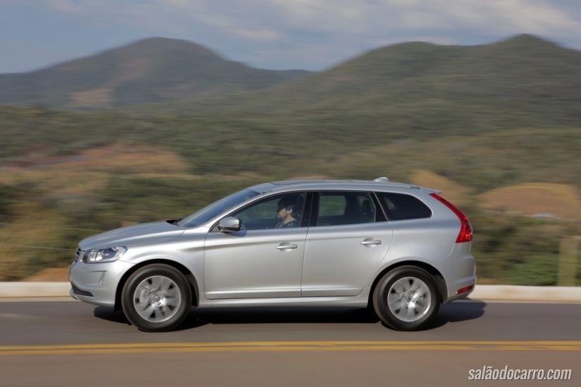 Volvo XC60 D5 recebe motor a diesel