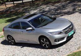 Primeiras impressões da décima geração do Honda Civic