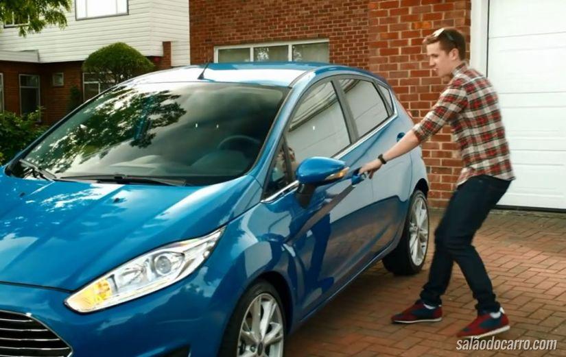 Ford explica a importância da chave do carro