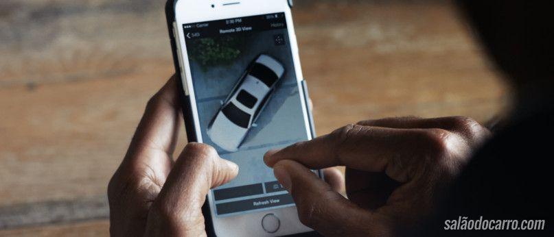 BMW apresenta sistema de visão remota 3D