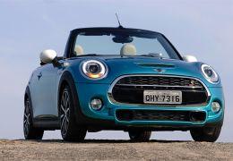 Impressões da nova geração do Mini Cabrio