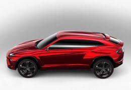 Lamborghini pretende dobrar vendas com o Urus